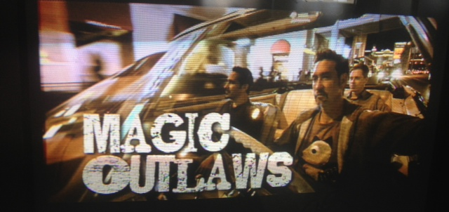 "Travel Channel's ""Magic Outlaws"""
