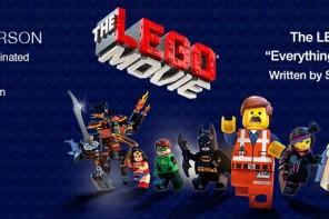 The LEGO Movie Snub