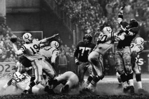 Superbowl Menu by NFL Defensive Lineman, David Carter!